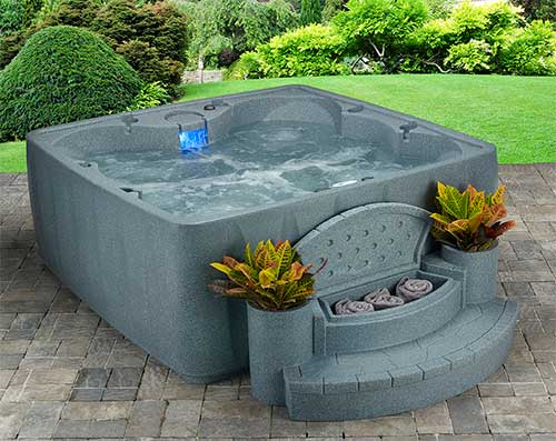 AquaRest Portable Hot Tub