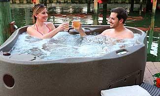 Aquarest AR300 Portable Spa Hot Tub Spa