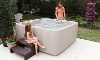 Aquarest AR600 Portable Hot Tub