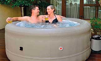 Canadian Spa Rio Grande Hot Tub