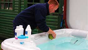 Hot Tub Cleaning Costs
