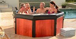 Comfort Line Hot Tub