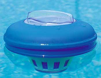Floating Bromine Dispenser