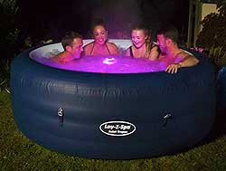 Floating Spa Light