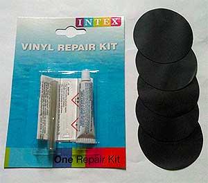 Inflatable hot Yub Repair