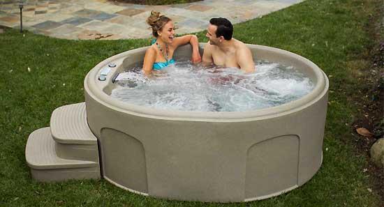 Lifesmart Portable Hot Tub