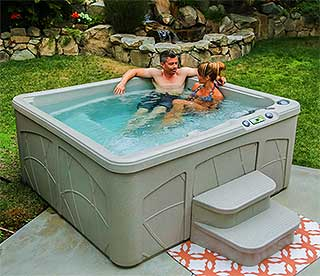 LifeSmart Rock Solid Spa