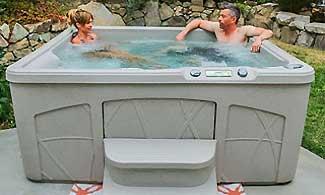 Lifesmart Valencia Hot Tub Spa