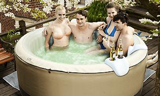 M Spa Portable Hot Tub