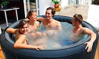 M Spa Camaro Hot Tub