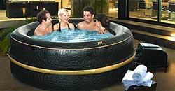 M Spa Hot Tub