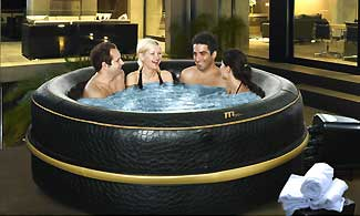 M Spa Hydrotherapy Hot Tub