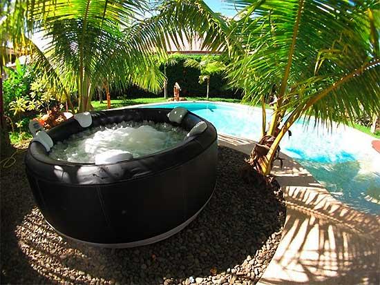 M SPA Camaro Inflatable Hot Tub