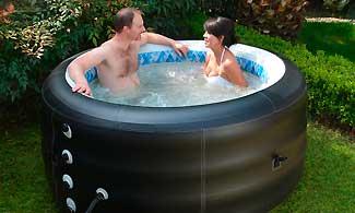 Radiant Pinnacle Hot Tub